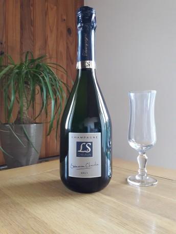 Champagne Brut Cheurlin L'harmonie Biologique