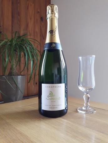 Champagne Grand cru réserve De Sousa Blanc de Blanc