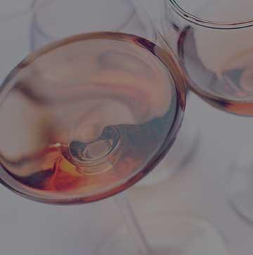Vin rosé bio de la Vallée du Rhône